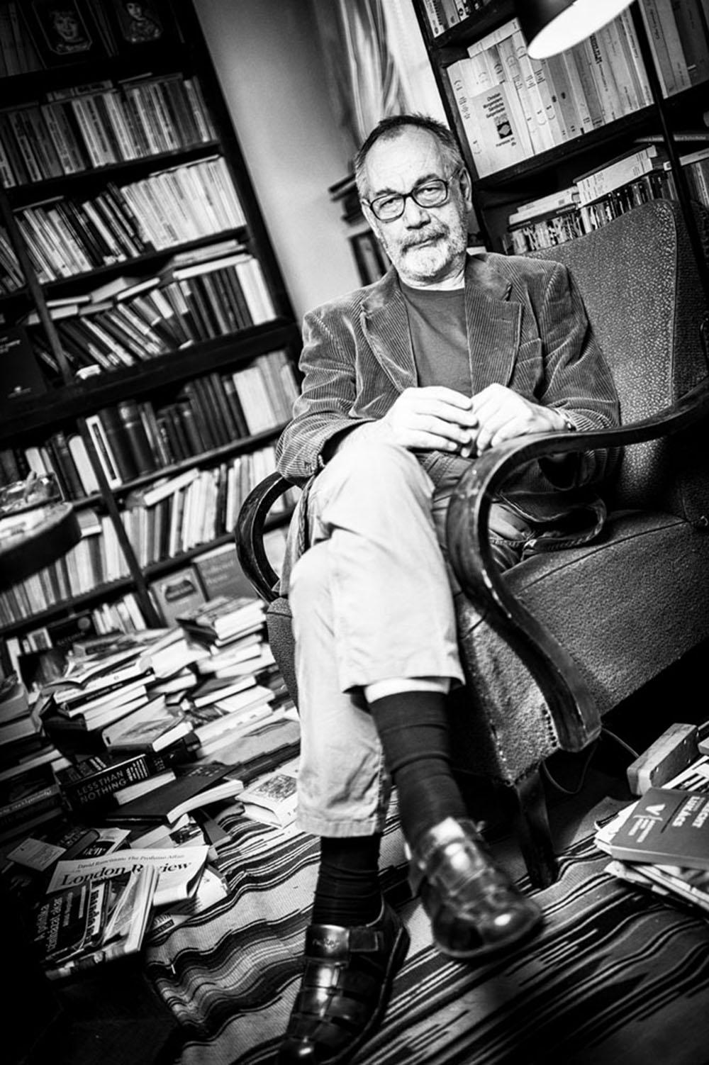 Tamaás Gáspár Miklós, filozófus